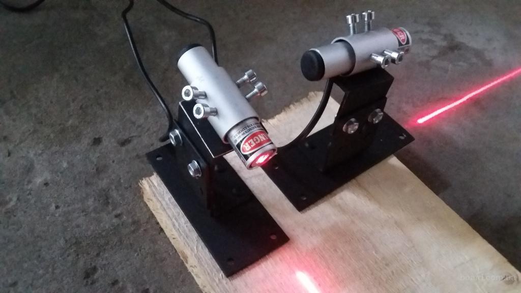 Лазерная линейка. линейный лазер