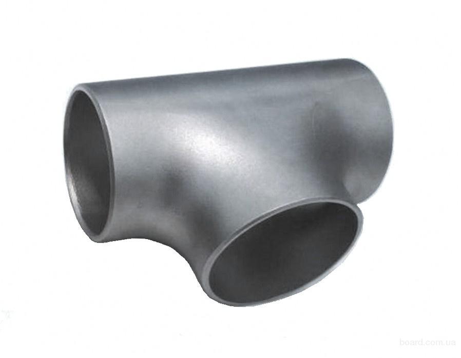 Тройник 125/133х4,0  стальной равнопроходный ГОСТ 17376-2001