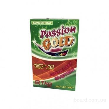 Порошок для стирки цветного белья Passion Gold Color 9,1 кг