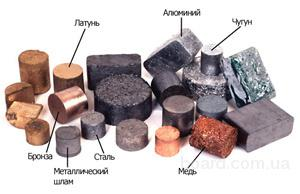 Олово, никель, цинк, нихром, свинец, баббит