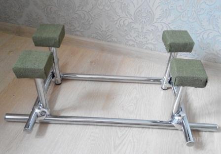 Тренажер Happy Legs для отработки выставочной стойки у собаки