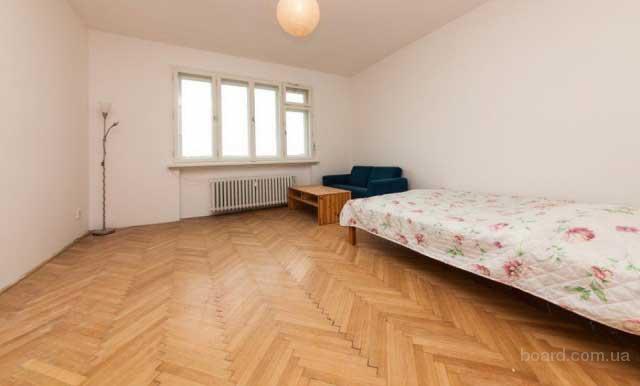 Рекомендуем!!! Квартира в Праге 9, рядом с метро
