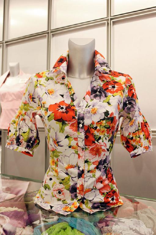 Блузки Нара Камичи