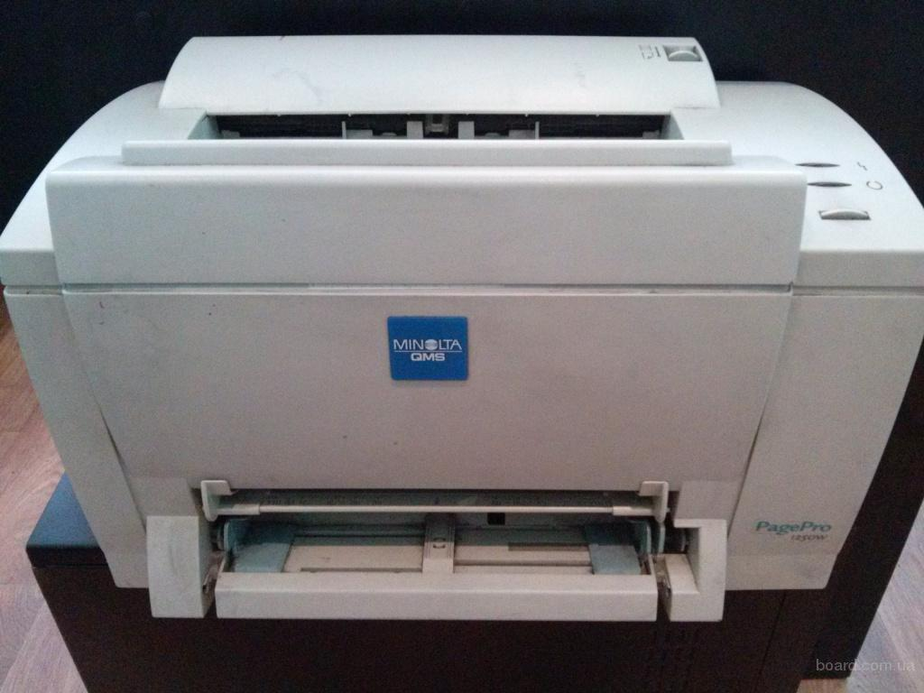 Принтер Minolta Page Pro 1250w