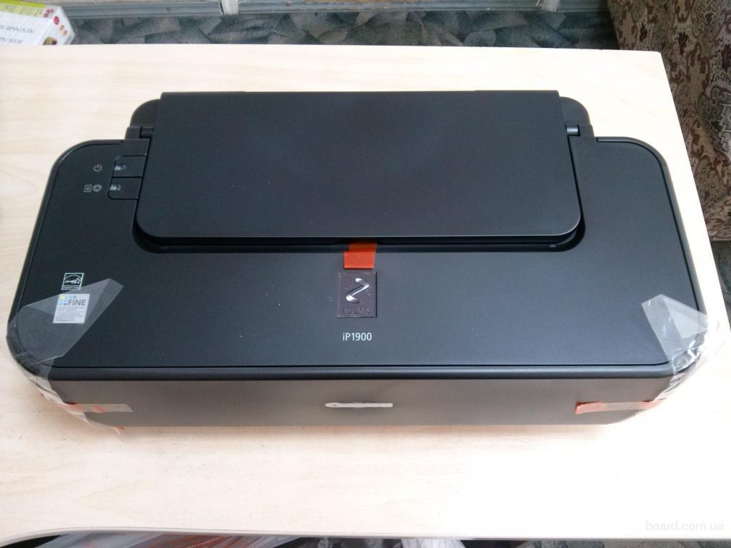 Принтер Canon  Pixma IP 1900