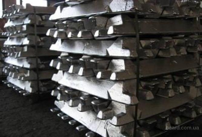 Продам алюминий АДС-12 (ADC-12) в чушках