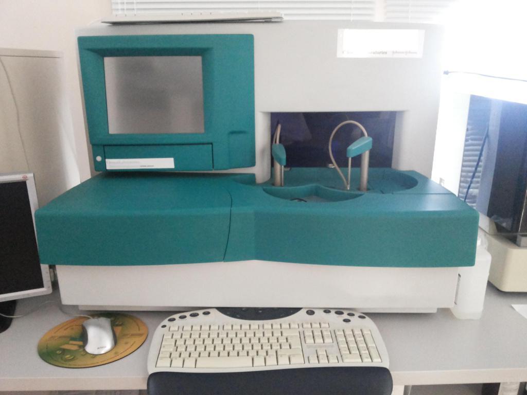 Автоматический биохимический анализатор targa 3000 plus