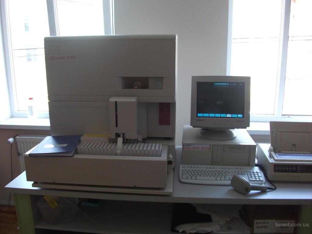 Гематологический автоматический анализатор Cеll-dyn 3500 sl