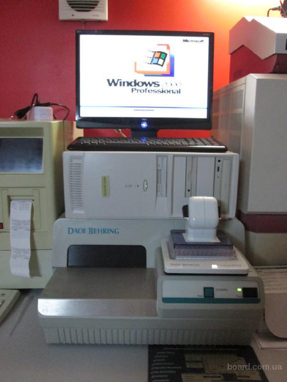 Анализатор для микробиологии AutoScan-4