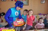 Аниматоры + аквагрим в подарок. День рожденье