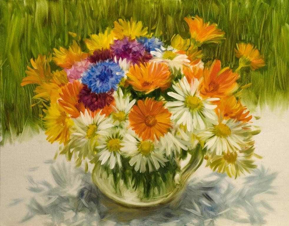 Индивидуальные уроки рисования и живописи в Ялте.