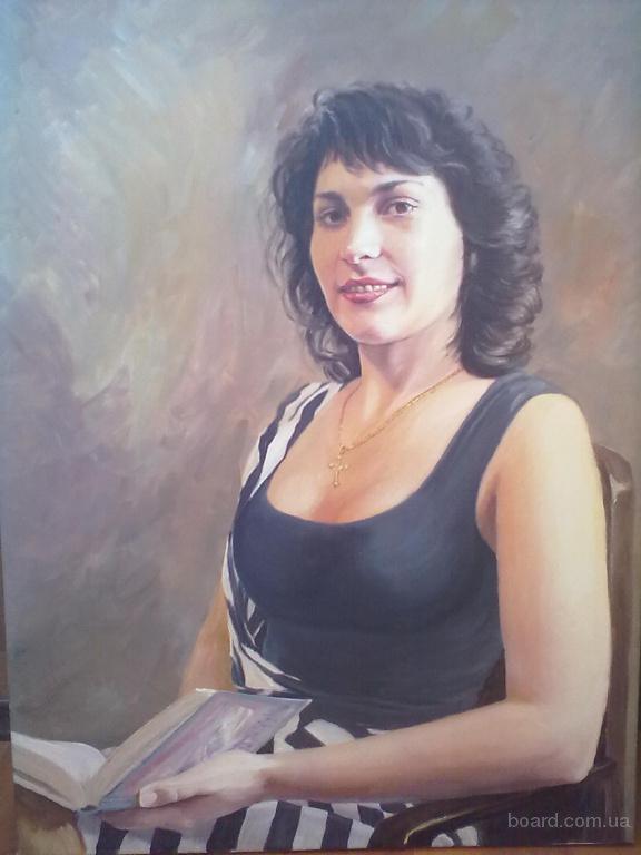 Заказать портрет, шарж у художника