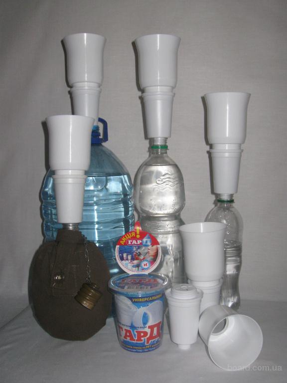 """Туристический фильтр для воды """"Гард"""""""