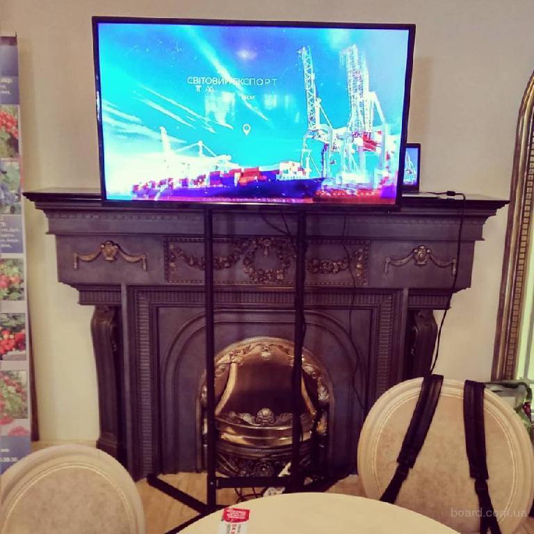 Аренда прокат плазменных телевизоров / панелей в Днепропетровске