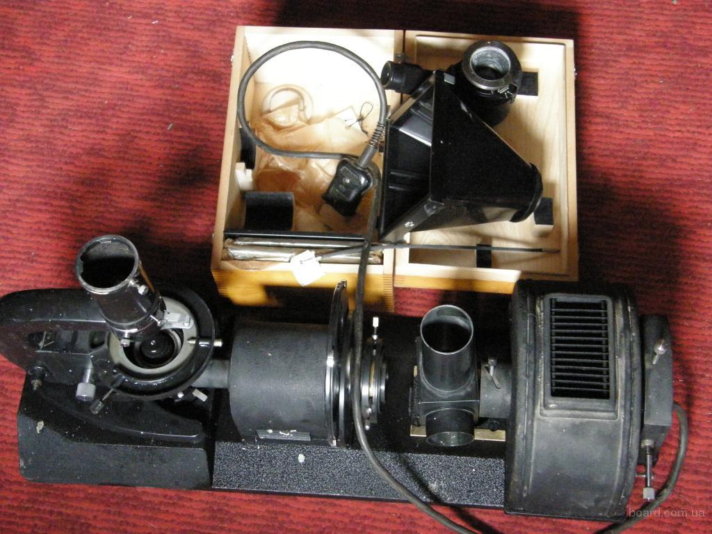 Ультрафиолетовый микроскоп МУФ-3м