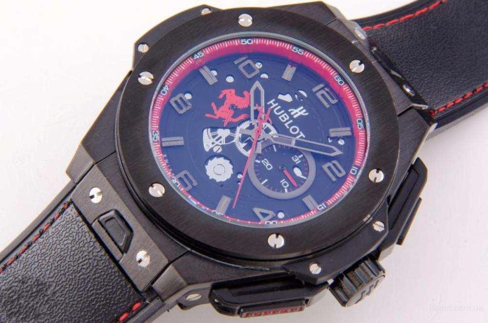 Механические часы Hublot Ferrari