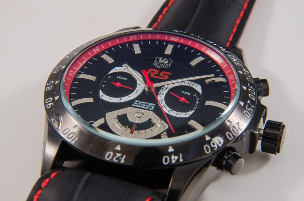 Механические часы Tag Heuer Rs
