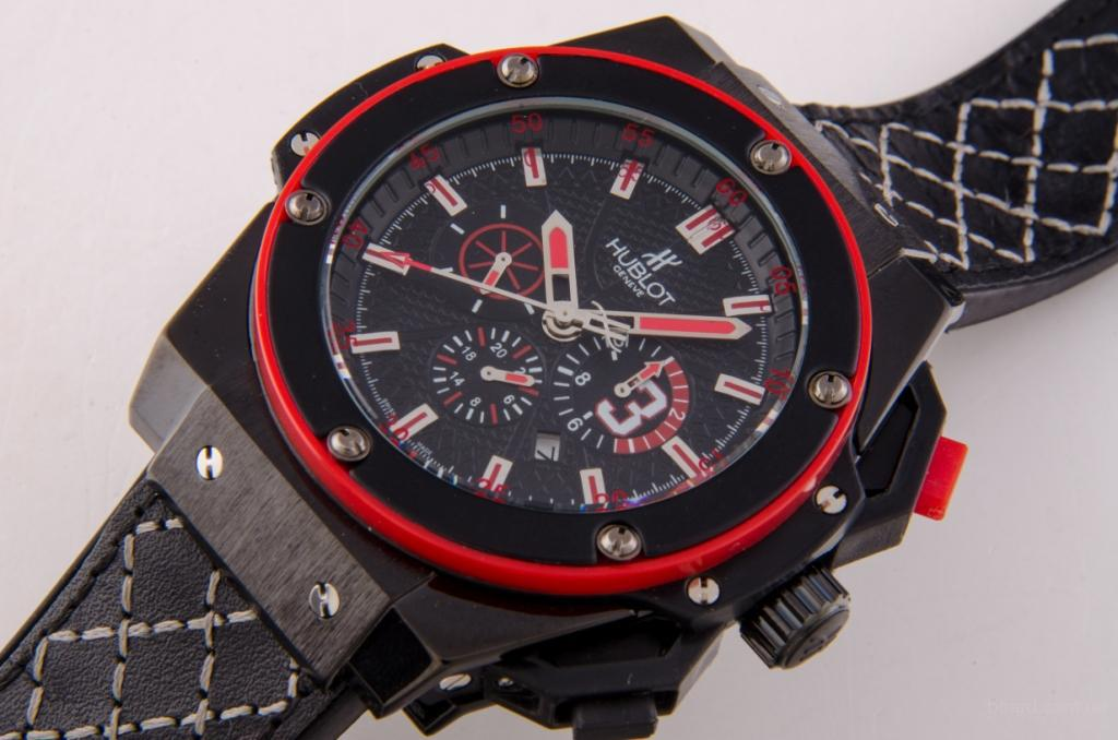 Механические часы Hublot Red Magic