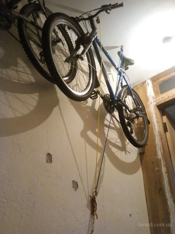 Подъёмник для Вашего велосипеда