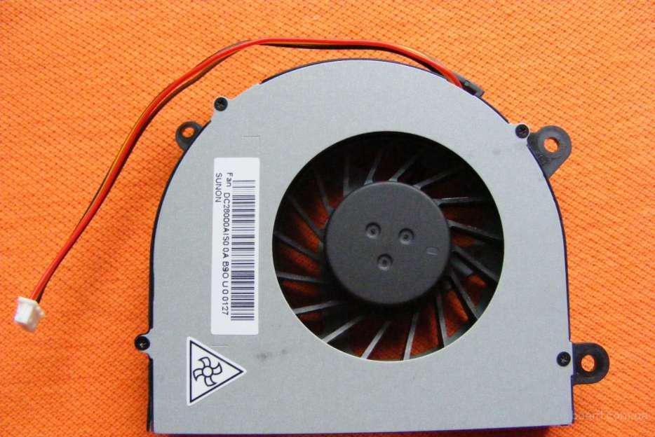 Вентилятор Lenovo G780 fan MG60120V1-C14
