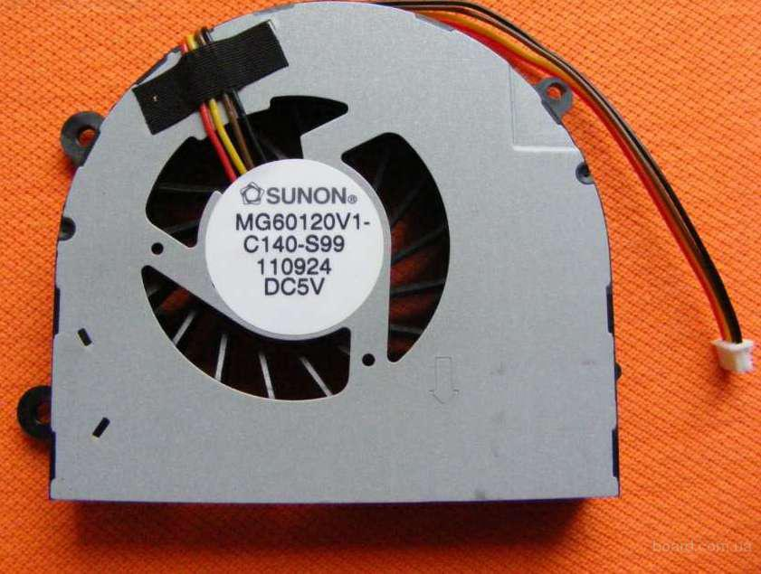 Вентилятор Lenovo G770 G770A AB7005HX-ED