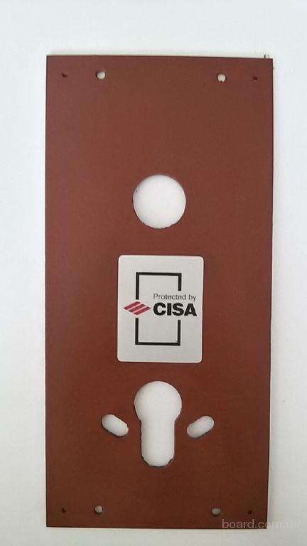 Бронепластина CISA Protect