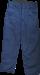 Брюки ватные гретта синие