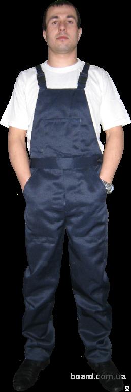 Полукомбинезон рабочий (ткань грета)