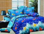 Постельный комплект в детскую кроватку 236 40х60 см/ и 50х70 см