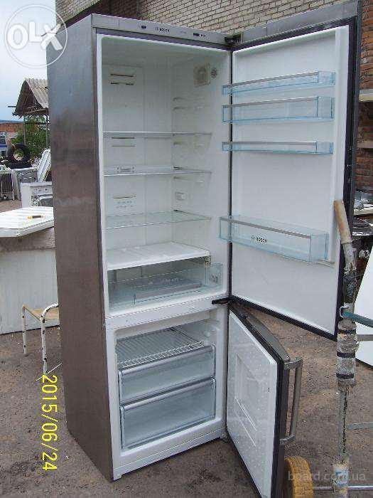холодильник бош двухкамерный бежевый цена