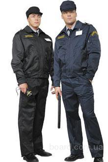 Охранная одежда