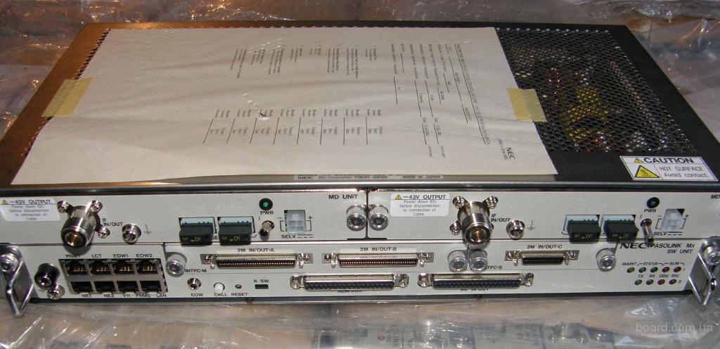 NEC Pasolink Mx - 80 Мбит.