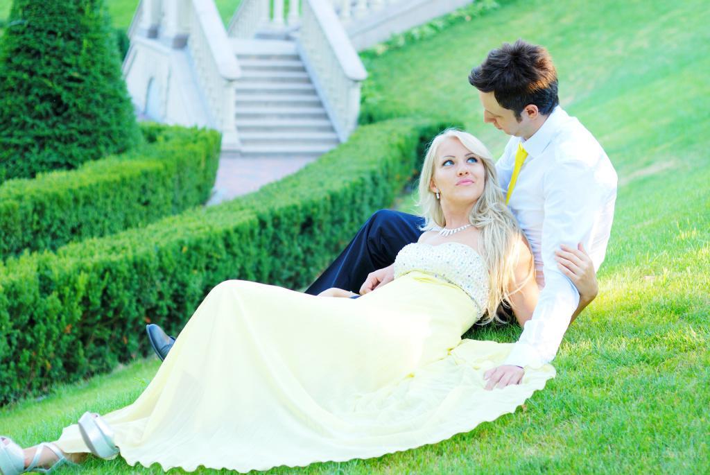 Свадебная фотосъемка в Киеве и Киевской области