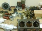 Запчасти компрессора ПКС-1,75 клапана цилиндры поршня ПК-1,75