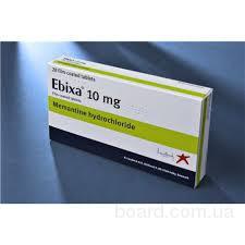 Абикса (Abixa) мемантин 100 таблеток в упаковке по 10 мг - большая упаковка H. Lundbeck (Дания) . Цена 1800 грн.Срок до 2017г. Тел: 096-8453834