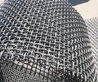 Сетка тканая н/ж 12Х18Н10Т; 0,55-0,3 мм