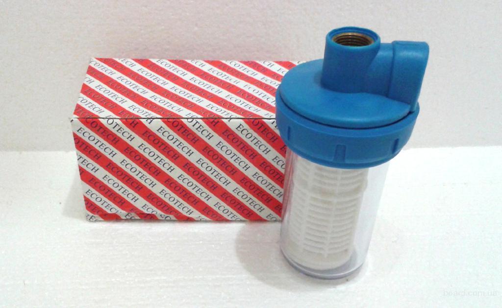 фильтр проточной воды на 200 и 500 мл