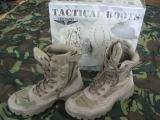 Mil-Tec ботинки тактические, с молнией, цвет multicam (легкое Б/У)