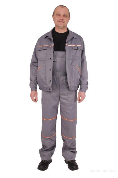 Полукомбинезон с курткой Базис М