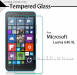 Защитное стекло на Microsoft Lumia 640 XL (Nokia)