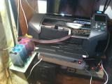 Продам принтер Epson Stylus Photo R320 6-цвет (CLcMLmYK). Б/У