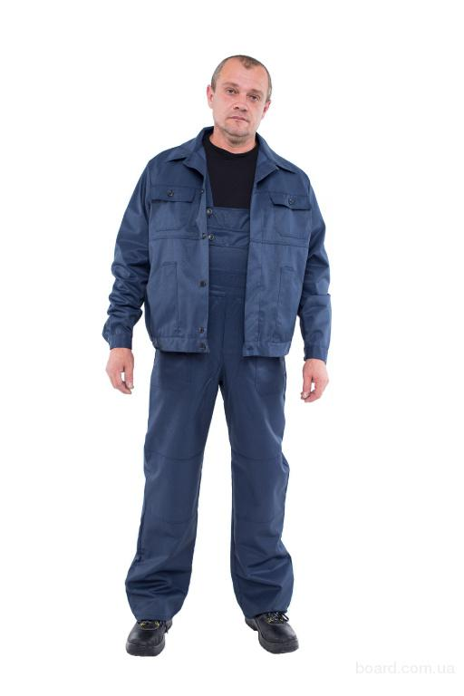 Рабочий полукомбинезон и куртка Базис