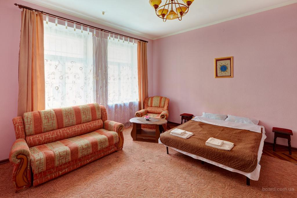 Однокімнатна квартира в центрі міста Львова.