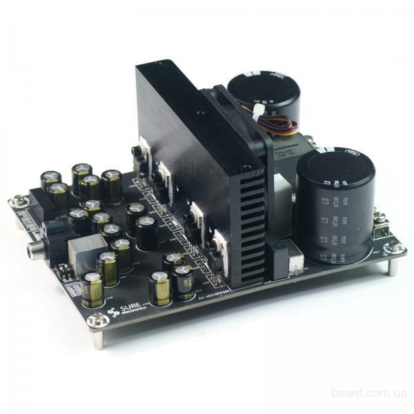 Підсилювач класу D 1х750Вт Sure Electronics