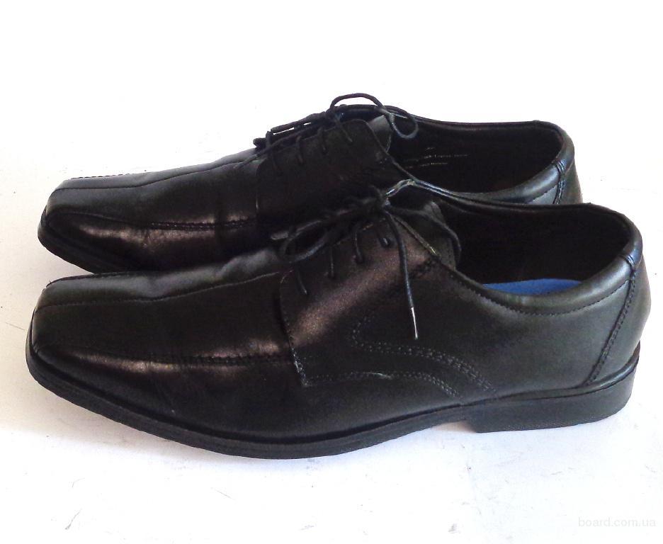 Туфли классика кожаные George (ТУ – 074)  45 размер