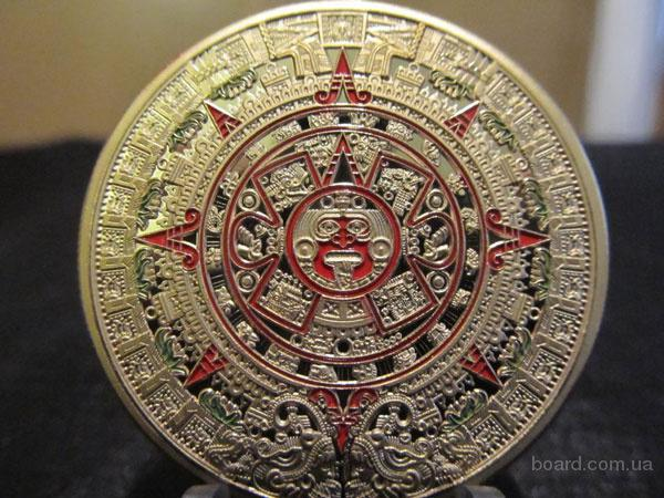 Монета Ацтеков, Майя, Редкость!