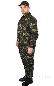 Костюм камуфлированный военно-полевой тк. Грета