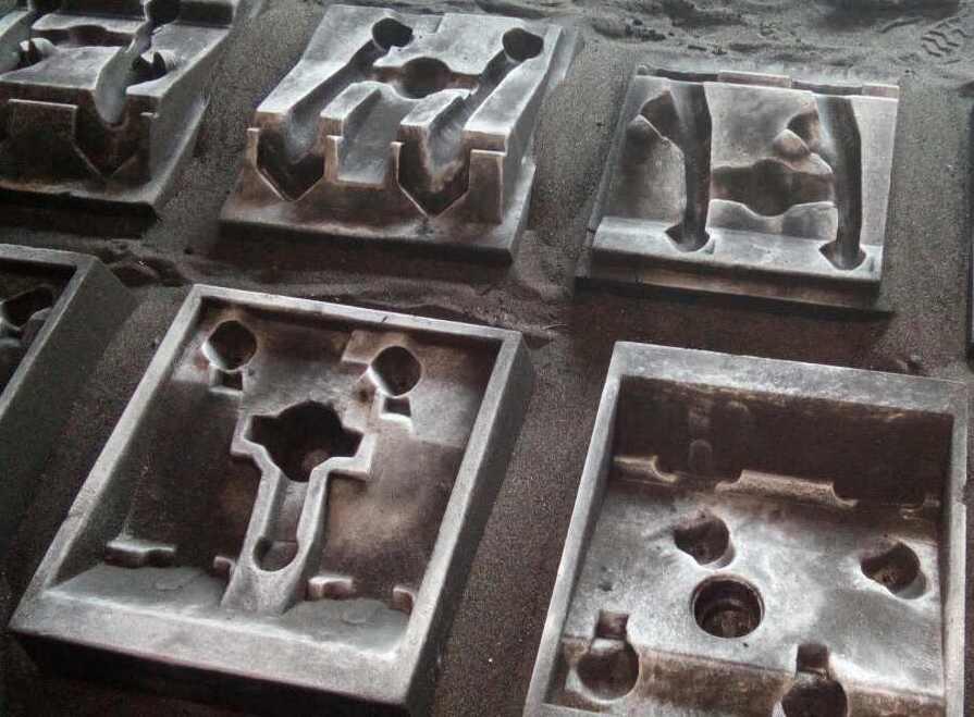Точное литье высоколигированной стали в вакууме