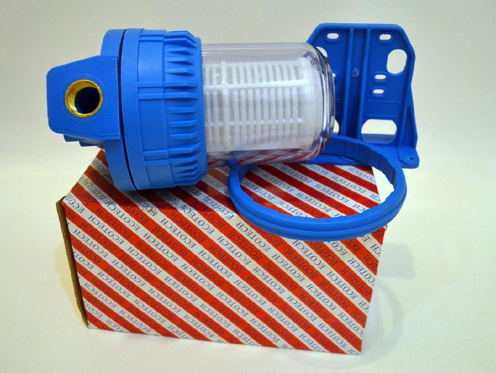 Фильтр Ecotech грубая очистка проточной воды
