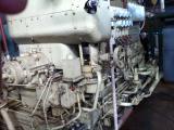 Турбина паровая ТГ -0,75 с генератором